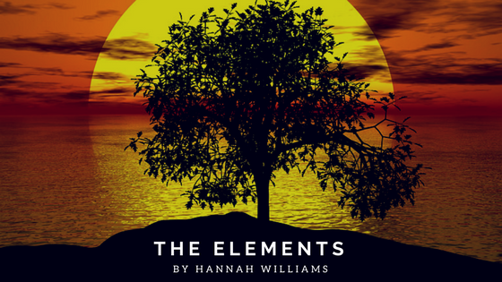 Sunday Stanza: Poem Ten- The Elements By Hannah Williams