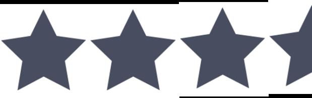 Three and the half stars