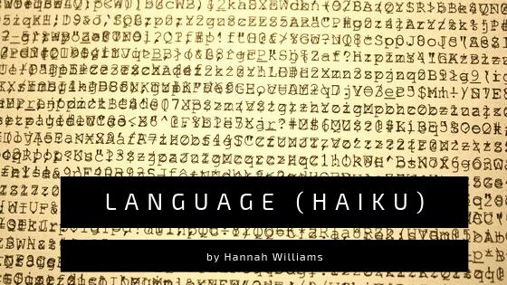 Haiku Poetry: Language